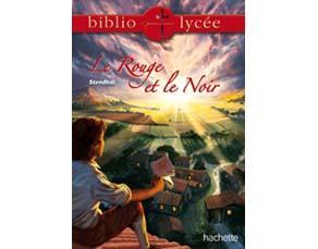 Première de couverture du Rouge et le Noir, Éditions Hachette 2019
