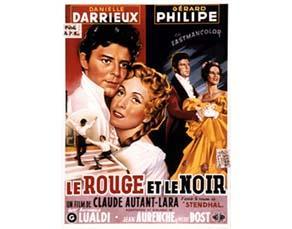 Claude Autant-Lara, Le Rouge et le Noir (1954)