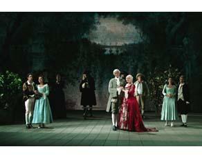 Les Noces de Figaro mise en scène de Giorgio Strehler (1973)