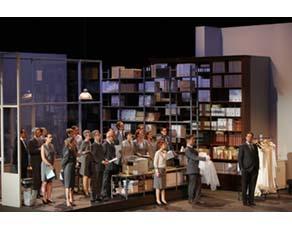 Les Noces de Figaro mise en scène de Richard Brunel (2012)
