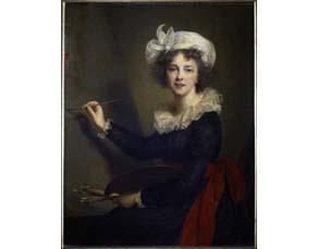 Elisabeth Vigée Le Brun, Autoportrait (1791)