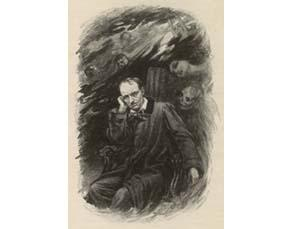 Georges Rochegrosse, Charles Baudelaire (1917)