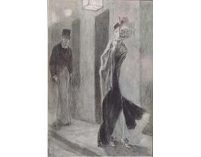 Félicien Rops, Parodie humaine (1878-1881)