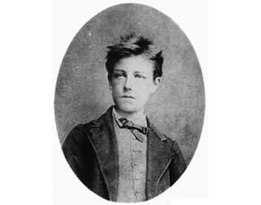 """Arthur Rimbaud, """"Le bateau ivre"""" (1871)"""