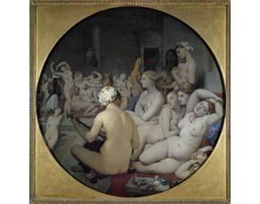 Jean-Auguste-Dominique Ingres, Le Bain turc