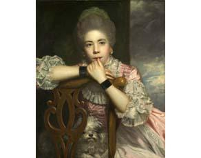 Joshua Reynolds, Mrs Abington (1771)
