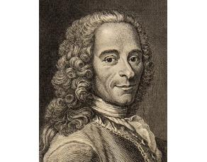 Voltaire, L'Ingénu (1725)