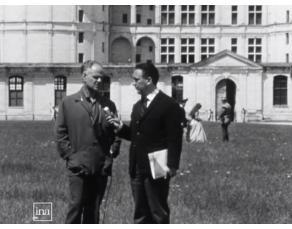 Interview du réalisateur Jean Delannoy pour l'adaptation de La Princesse de Clèves (1960)
