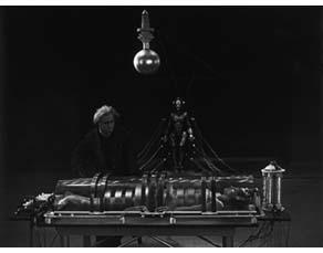 Fritz Lang, film Metropolis (1926)
