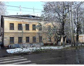 Ann Jefferson, Maison natale de Nathalie Sarraute, Ivanovo (2017)