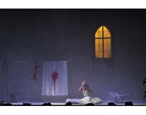 Mise en scène de L'École des femmes par Philippe Adrien (2013)