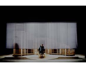 Mise en scène de L'École des femmes par Éric Vignier (1999)
