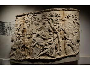 La mort de Décébale (113 après J.-C.)
