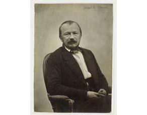 Portrait de Gérard de Nerval (hiver 1853-1854)